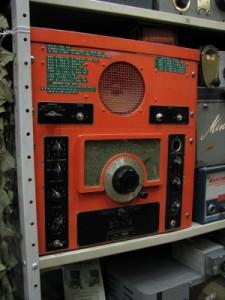 Photo of a Vancouver Radio Laboratories radio receiver