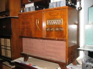 Photo of a Chisholm Hi-Fi set