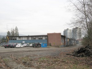 Photo of the Chisholm plant in Port Moody, BC in 2009