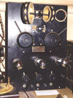 Photo of a receiver from Canadian Independant Telephone Co.